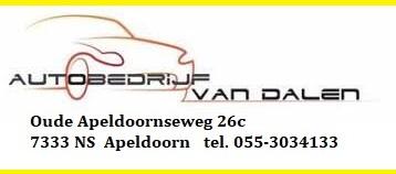 Autobedrijf van Dalen